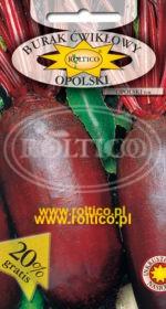 Burak ćwikłowy Opolski
