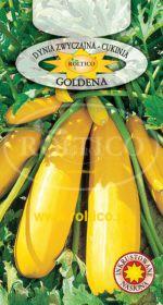 Dynia Zw. Cukinia Żółta Goldena