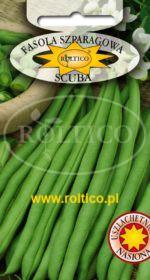 Fasola zielona Scuba