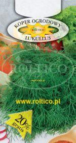 Koper ogrodowy Lukullus