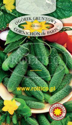 Ogórek gruntowy Cornichon de Paris