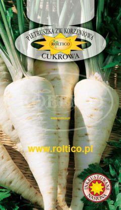 Pietruszka korzeniowa Cukrowa