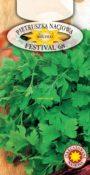Pietruszka naciowa Festival 68 - liście gładkie
