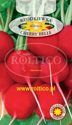 Rzodkiewka Cherry Belle