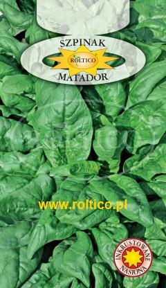 Szpinak Matador