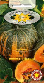 Dynia zwyczajna bezłupinowa Olga