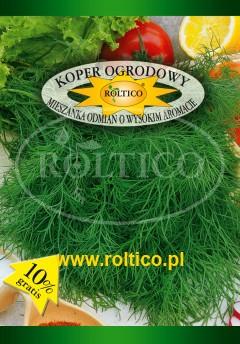 Koper ogrodowy - Mieszanka Odmian
