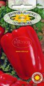 Papryka czerwona Ożarowska