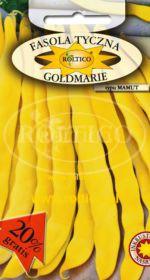 Fasola tyczna Goldmarie typu Mamut