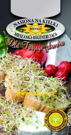 Nasiona na kiełki – Mieszanka Regenerująca