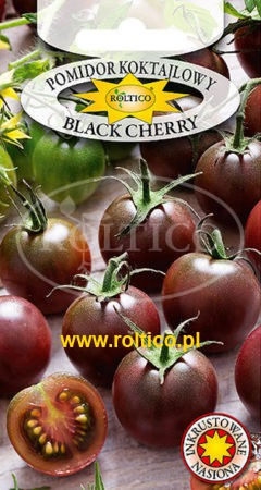 Pomidor koktajlowy Black Cherry