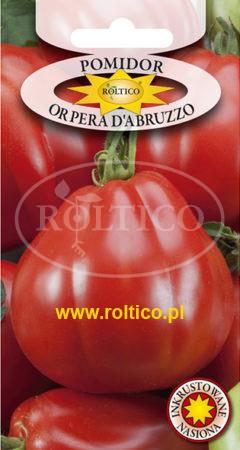 Pomidor Or Pera D'Abruzzo